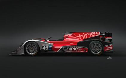 European Le Mans Series_Thiriet by TDS Racing_Oreca 03 Nissan © Gaaz Master