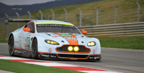 Aston Martin on Aston Martin Set To Debut 2013 Vantage Gte At Sebring   Sportscar