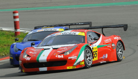 Gt Open Ferrari Racer Lyons Angered After Being Robbed Of Nurburgring Podiums Sportscar Racing News