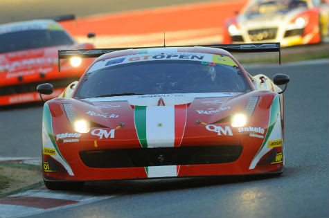 GT OPEN, POINTS DOUBLE IN BARCELONA SECURES TOP SIX GTS