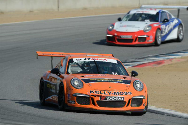 Porsche Gt3 Cup Challenge Usa Champions Earn Supercup