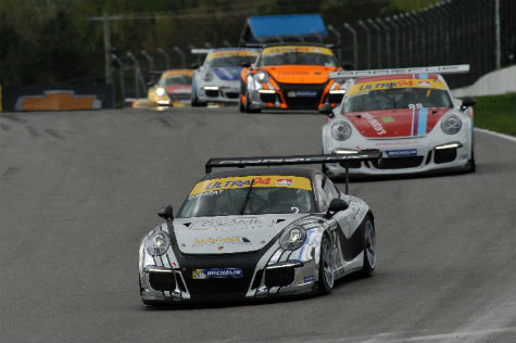 PORSCHE GT3 CUP CANADA, BUDDING THREE-WAY CHAMPIONSHIP RIVALRY TO ...
