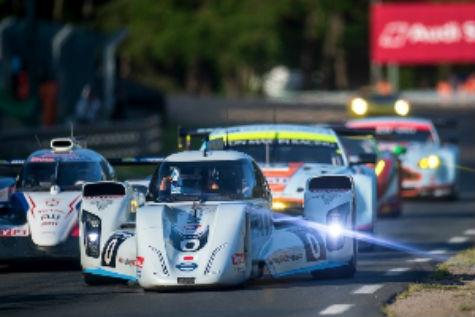 Nissan Zeod Rc Hits 300kmh On Mulsanne Straight At Le Mans
