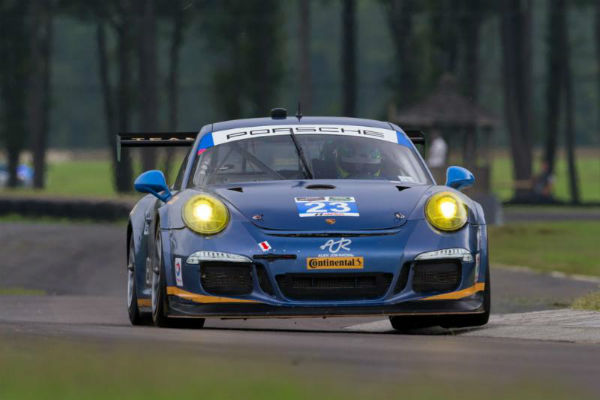 TEAM SEATTLE-THE HEART OF RACING READY FOR COTA | Sportscar