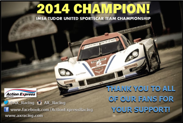 action express racing wins 2014 imsa tudor united sportscaraction express 2014