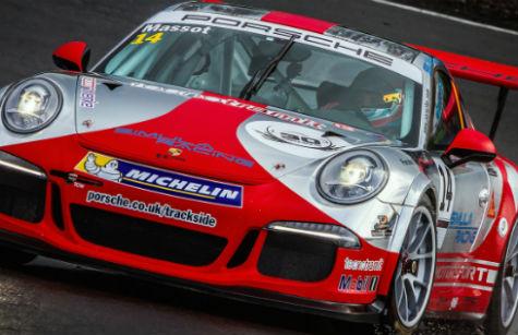 Pepe Massot - Porsche Carrera Cup GB