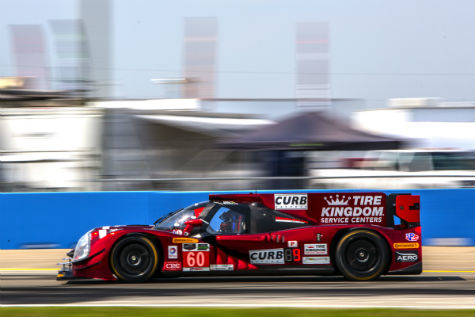 Huge Team Effort From Michael Shank Racing To Qualify Fourth On The