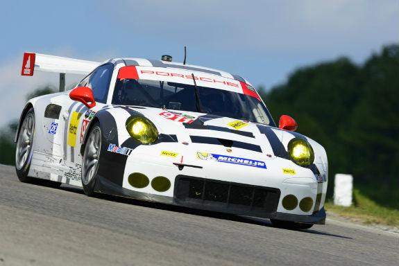 Second Tudor Pole Position Of The Season For The Porsche 911 Rsr