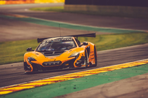 THE McLAREN 650S GT3 SECURES FRONT ROW START FOR 24-HOUR RACE DEBUT ...
