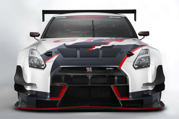 THE NEW NISSAN GT-R NISMO GT3 | Sportscar Racing News