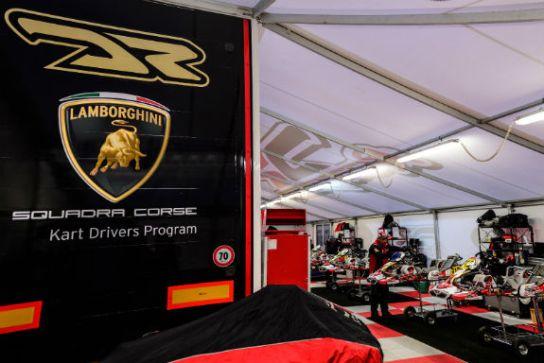 Lamborghini Squadra Corse Launches The Kart Drivers Program