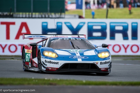Ford Ready To Re Engage In The Wec Championship Battle At Germanys Nurburgring