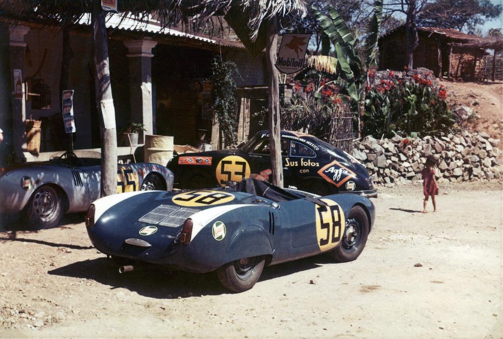 Porsche mexican