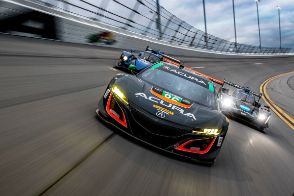 Michael Shank Racing Ready For Acura Nsx Gt3 Race Debut In