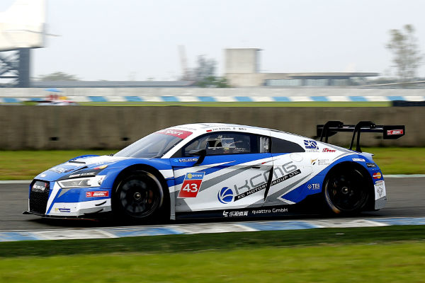 AUDI TEAMS OFFERED EXTRA IN INCENTIVE TO PARTICIPATE IN GT ASIA