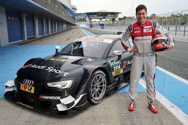 WEC, Loic Duval, 24H Le Mans, Audi, DTM
