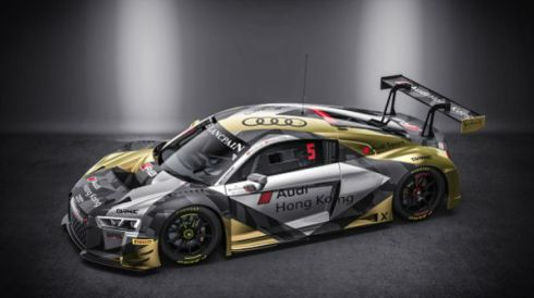 audi r8 lms cup teams line up for blancpain gt series asia