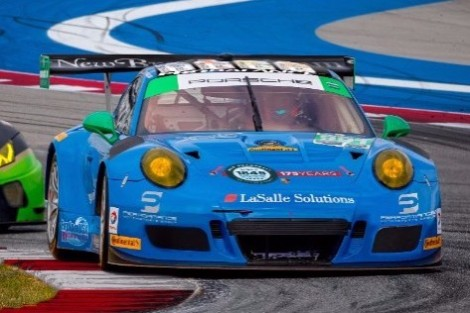 PARKER CHASE AND HARRY GOTTSACKER TO DRIVE FOR THE RACEERS GROUP AT COTA IN THE PORSCHEGT3-R