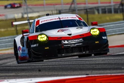 THE NEW PORSCHE 911 RSR TACKLES ANOTHER RELIABILITY TEST IN THE USA New Porsche Racing on mini cooper racing, dodge dart racing, mclaren f1 racing, ford racing, corvette racing,