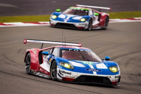 In The Fia World Gt Endurance Drivers Championship And Ford Is Now In Second Place In Manufacturers World Championship Level On Points With Ferrari