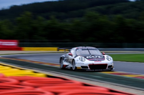 France And Michael Christensen Denmark Again Improved On Thursdays Qualifying Time Takes Up This Years 24 Hours Of Spa Perfectly Prepared