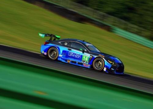 LEXUS RC F GT3s ON TRACK AT LAGUNA SECA THIS WEEKEND | Sportscar Racing News