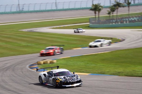 Drivers Persevered, However, And Maintained The Tradition Of Exceptional  On Track Action Expected In A Ferrari Challenge Race.