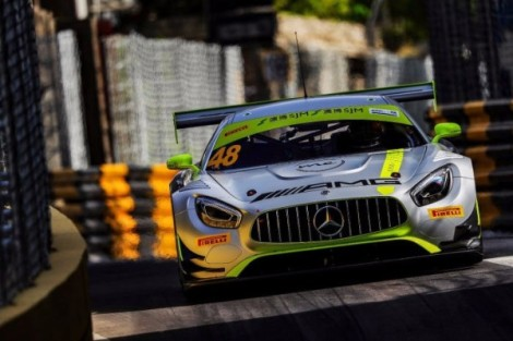 MERCEDES-AMG WINS THE 2017 FIA GT3 WORLDCUP