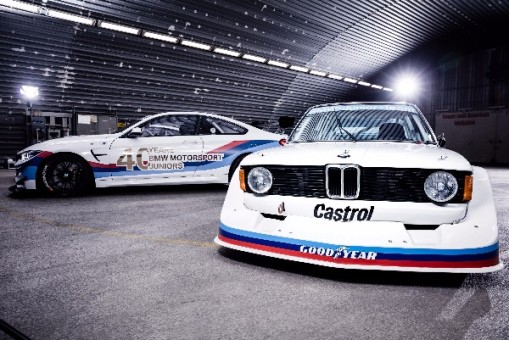 40 YEARS OF BMW MOTORSPORT TALENT PROMOTION: MILESTONES, ANECDOTES ...