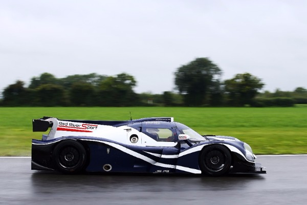 United Autosports Sports Car