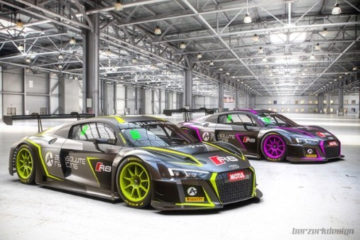 ABSOLUTE RACING RETURNS TO BLANCPAIN GT SERIES ASIA WITH TWO AUDI R - 2018 audi r8 gt