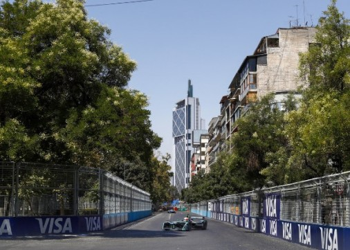 Panasonic Jaguar Racing Delivered Another Encouraging Points Haul With Both Drivers Fighting Their Way Into The Top 10 In A Dramatic Race At The Antofagasta