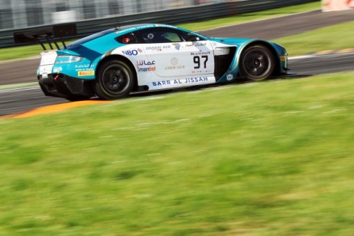 STRONG TOP FIVE FINISH FOR BLANCPAIN ENDURANCE RACER AL