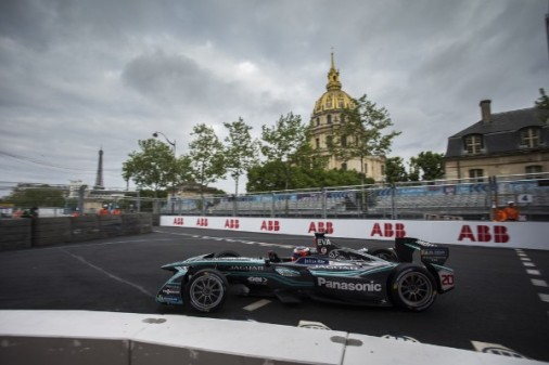 Panasonic Jaguar Racing Endured A Challenging Weekend Of Racing As Their Consistent Record Of Scoring Points In Each Round Of The 2017 2018 Abb Fia Formula