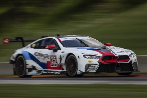 BMW TEAM RLL READY FOR VIR AFTER NEAR MISS AT ROAD AMERICA