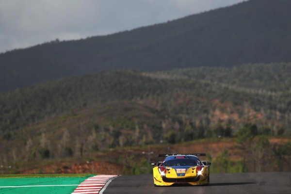 FINAL ROUND RUNNER-UP SPOT ENSURES MACDOWALL ENDS EUROPEAN LE MANS SERIES AS VICE-CHAMPION IN LMGTE