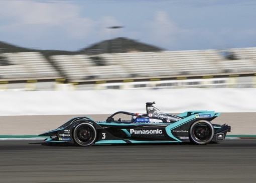 Panasonic Jaguar Racing Today Finalised Its Pre Season Testing Programme At The Circuit Ricardo Tormo In Valencia Ahead Of The 2018 19 Abb Fia Formula E