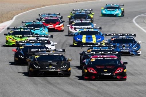 Lamborghini Super Trofeo >> Lamborghini Announces 2019 Lamborghini Super Trofeo North