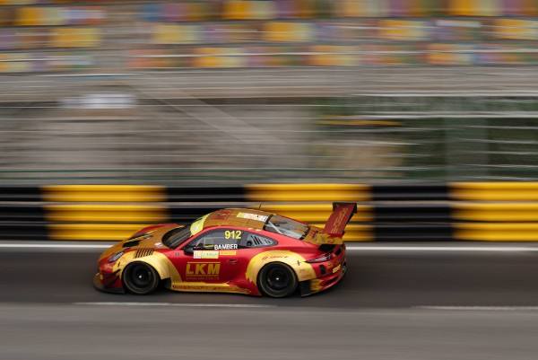 PORSCHE 911 GT3 R QUALIFIES ON THIRD ROW FOR FIA GT WORLD CUP QUALIFYING RACE AT MACAU