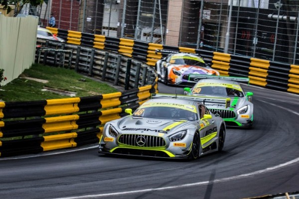 MERCEDES-AMG CUSTOMER RACING HEADING TO MACAU WITH A TOP LINE-UP FOR FIA GT WORLD CUP