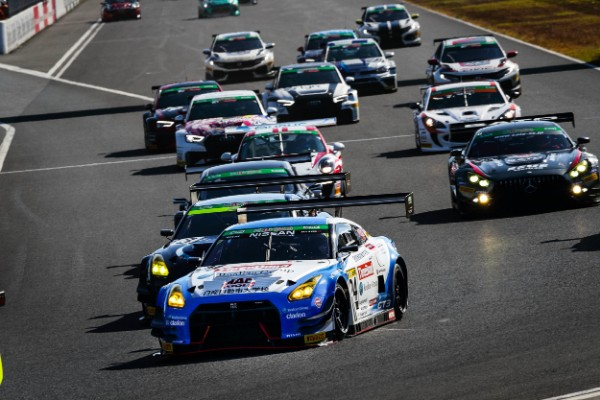 NISSAN COMPLETES SUPER TAIKYU SEASON WITH FIFTH VICTORY