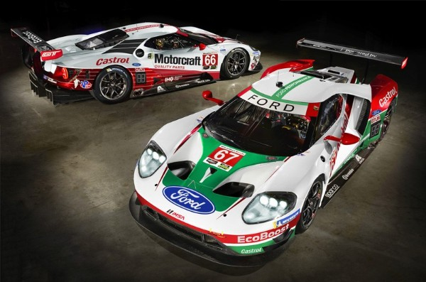 FORD, FORD CHIP GANASSI RACING PURSUE THIRD TITLE AT DAYTONA WITH FORD GT
