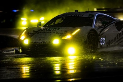 Weathertech Racing Rolex 24 At Daytona Quotes After 18 Hours