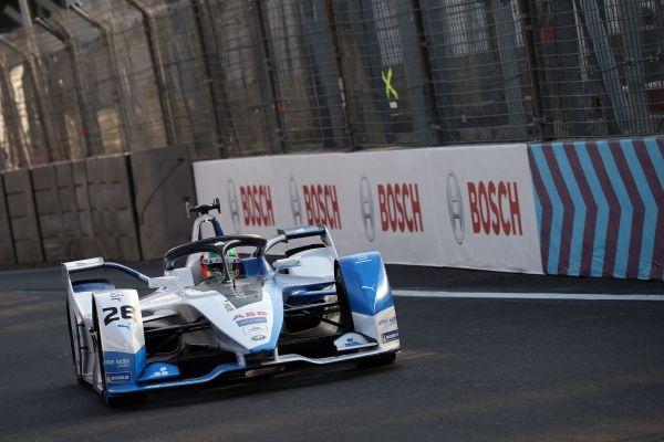 ANTONIO FELIX DA COSTA FINISHES SECOND ON THE PODIUM FOR BMW i ANDRETTI MOTORSPORT IN MEXICO CITY
