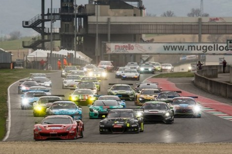 12H MUGELLO KICKS OFF 24H SERIES EUROPEAN CHAMPIONSHIP