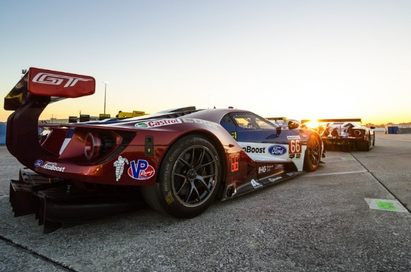 FORD CHIP GANASSI RACING LOOK TO ADD 12 HOURS OF SEBRING TO LIST OF MAJOR RACE VICTORIES