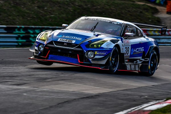 KCMG HAPPY WITH NISSAN GT-R PERFORMANCE IN VLN 1 AT NURBURGRING