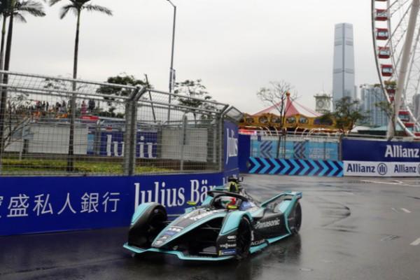 MITCH EVANS CONTINUES POINTS SCORING RUN AT HONG KONG E-PRIX