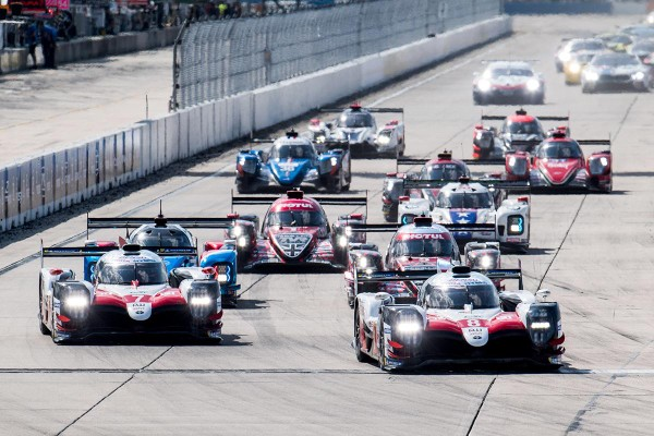 TOYOTA GAZOO RACING FLAT-OUT FOR SPA WEEKEND