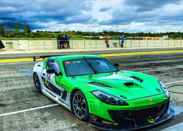 ABM RACING ANNOUNCES GT4 SOUTH EUROPEAN SERIES PROGRAMME